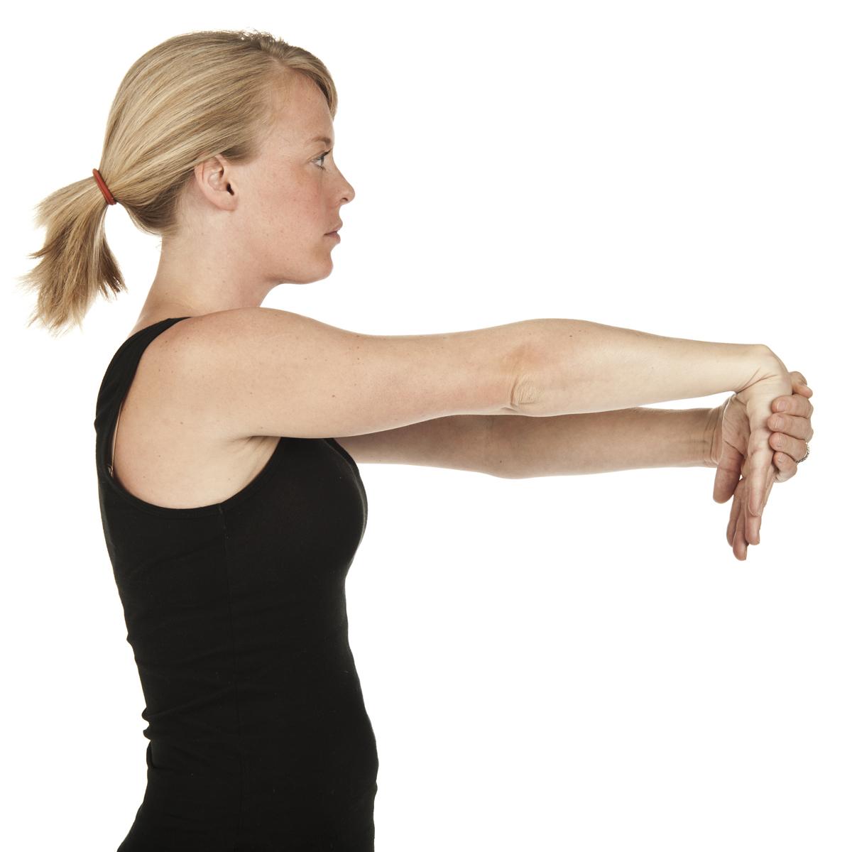 Stretches for the Nursing Momma | ErgoMomma